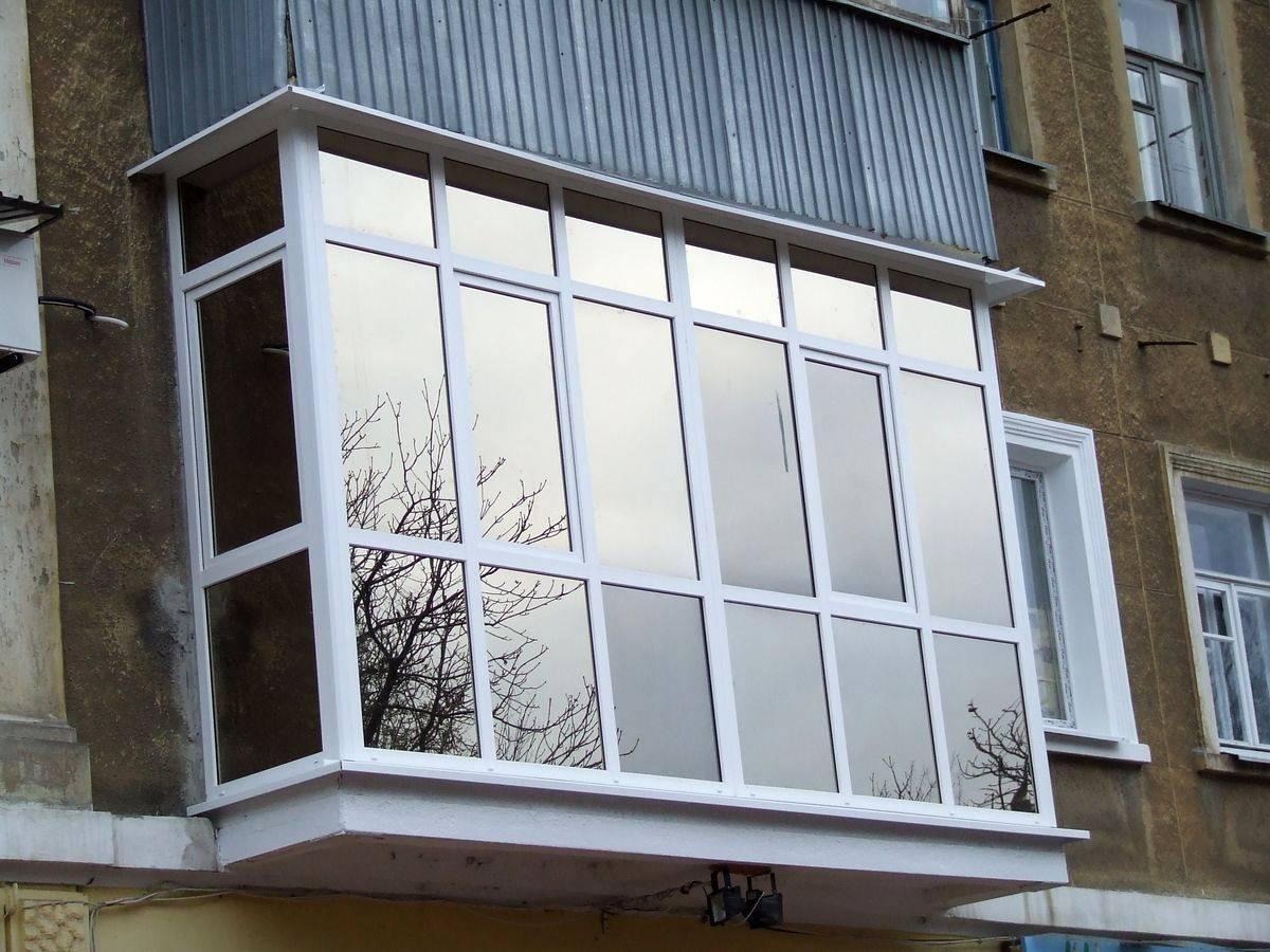 Остекление балконов и лоджий. - наши работы - каталог статей.